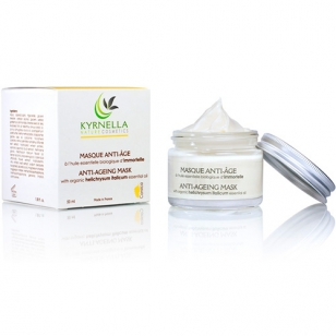 Anti-ageing Mask with Essential Oil of Immortelle