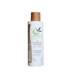 Gel bain douche shampoing à l'huile essentielle biologique d'immortelle 250ml