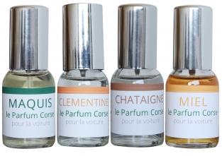 Pack de parfums Auto