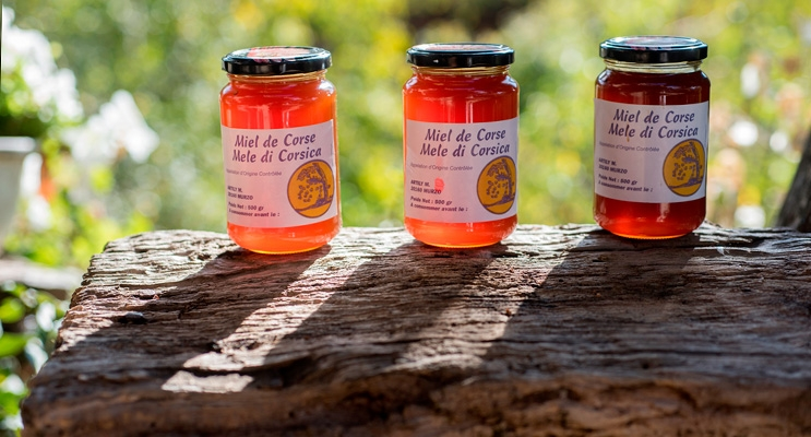 Corsican honey, the ally beauty!