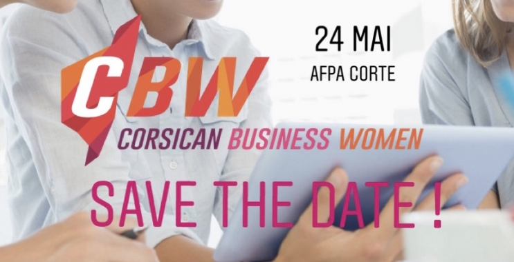 Congrès des Corsican Business Women : save the date !